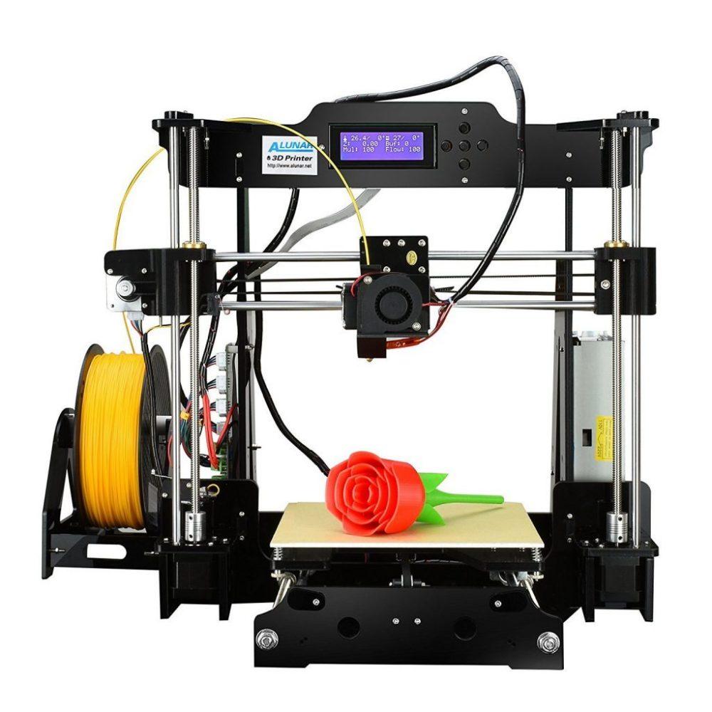 ALUNAR 3D Reprap Kit Prusa I3