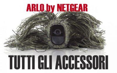 Accessori per le telecamere Wireless Arlo Netgear
