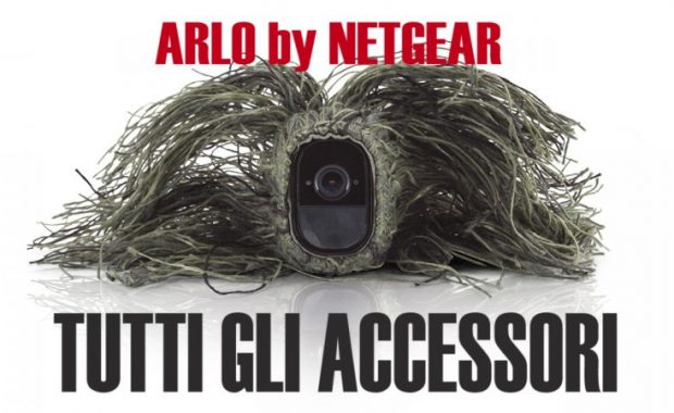 Accessori per le Telecamere Wireless Arlo Netgear