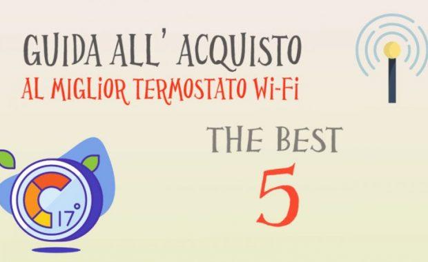 Miglior Termostato WiF