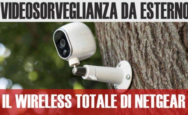 Le Migliori Telecamere WiFi da Esterno 2018 | Arlo by Netgear