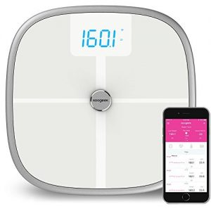 Koogeek Bluetooth WiFi Smart Body Analyzer