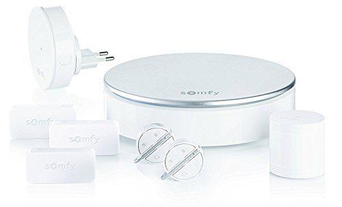 Kit antifurto wireless home alarm somfy protect casa smart - Somfy home alarm ...