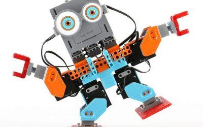 I robot giocattolo della serie Jimu   La nostra recensione