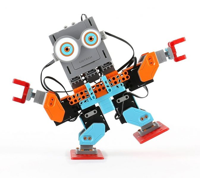 Robot giocattolo jimu
