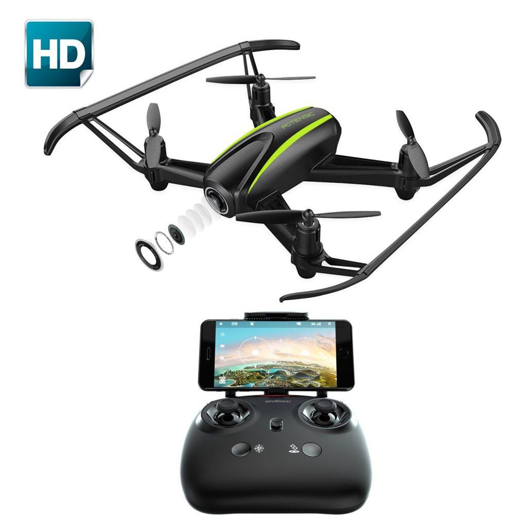 Potensic Drone U36W con telecamera