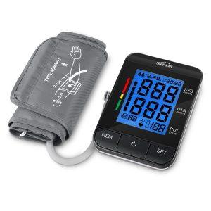 SIMBR Sfigmomanometro Elettronico da braccio