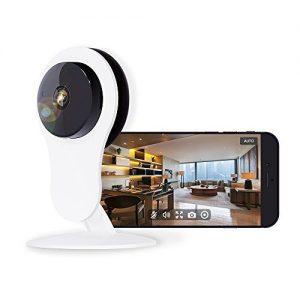 NETVUE Telecamera di Sicurezza IP WiFi HD 720p