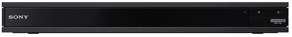 Lettore blu ray 4k Sony UBP-X800