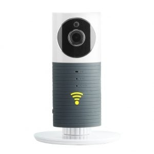 Videocamera di Sorveglianza Wifi Telecamera IP Cam Baby Monitor a infrarossi