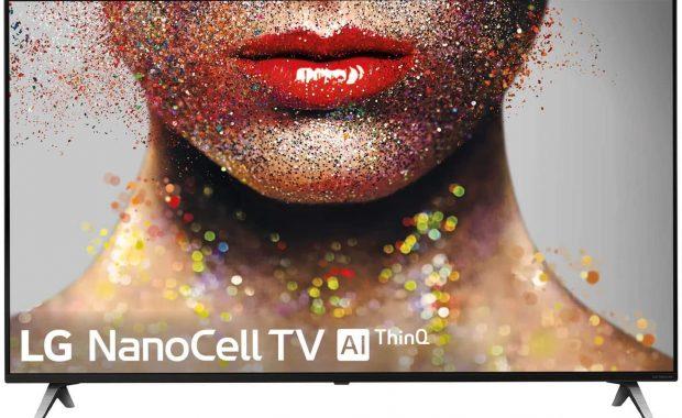 "LG TV NanoCell AI, 55SM8500PLA - 55"""