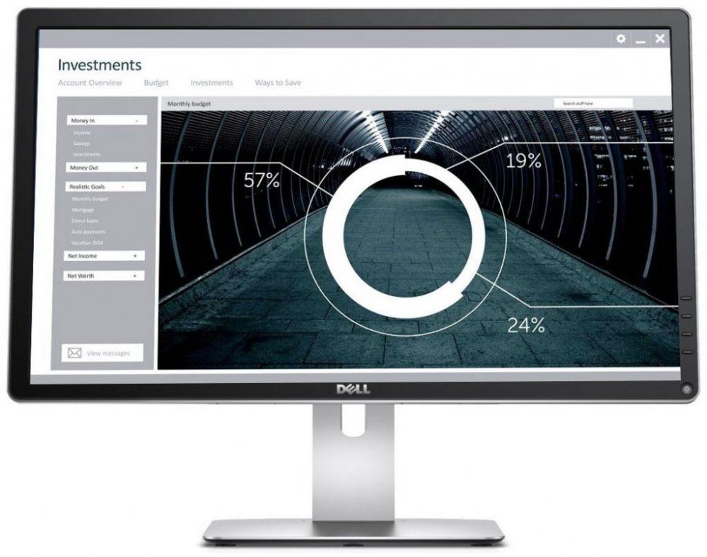 Dell P2415Q-C LCD